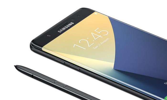 หลุดภาพ Samsung Galaxy Note 8 อีกครั้งเมื่อสวมเคสของจริง