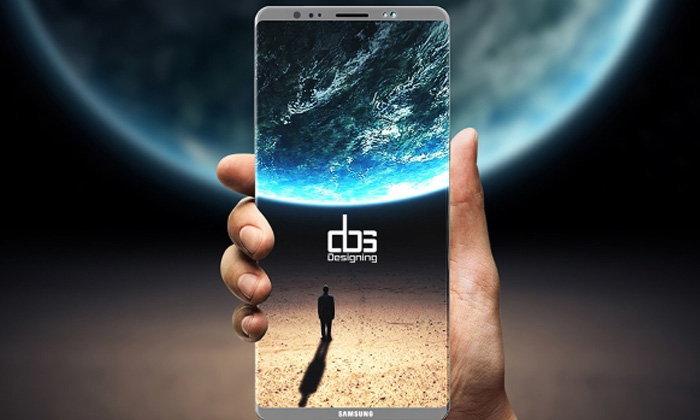 ลือ Samsung Galaxy Note 8 จะเปิดตัววันที่ 23 สิงหาคมนี้