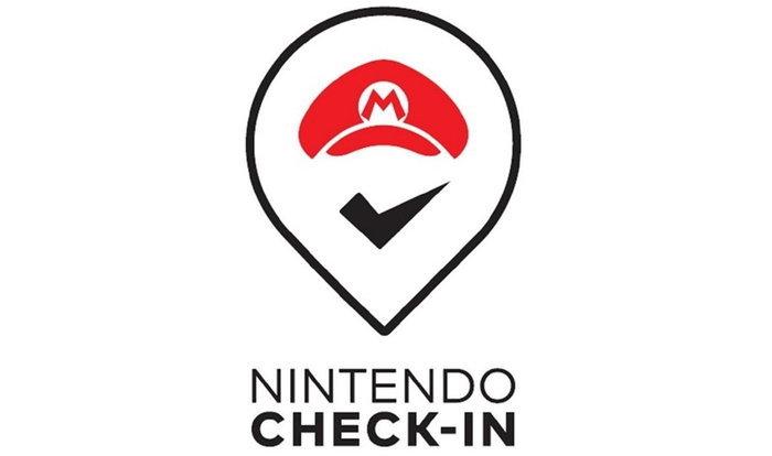 นินเทนโดจดทะเบียนเครื่องหมายการค้า Nintendo Check-In