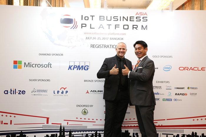 งาน Asia IoT Business Platform เผยข้อมูลสำคัญทุกเรื่อง อาทิราคา  นโยบาย ฯลฯ ที่เกี่ยวข้องกับ IoT
