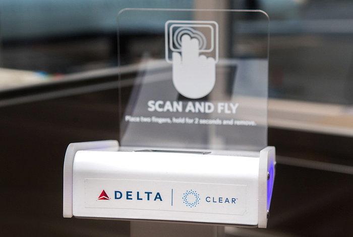 สายการบิน Delta เริ่มใช้ระบบสแกนลายนิ้วมือแทน Boarding Pass แล้ว