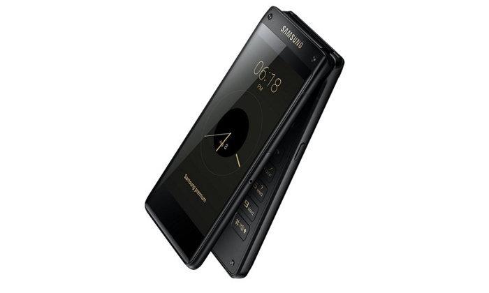ซัมซุงเปิดตัว Samsung SM G9298 (Leadership 8) มือถือฝาพับสเปคดีจัดจ้าน
