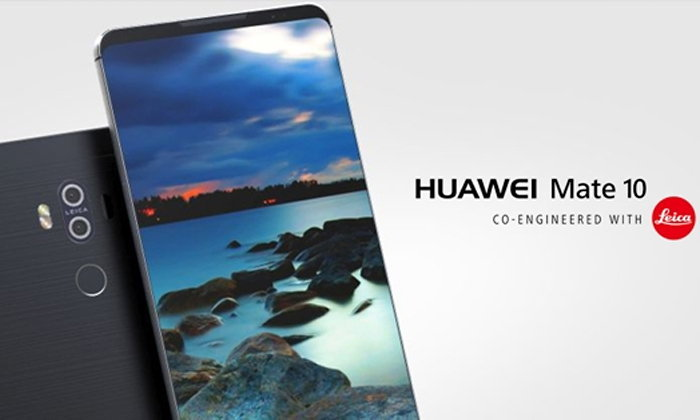 Huawei Mate 10 เผยทีเซอร์แรก ยืนยันมาพร้อมกล้องคู่ Leica แน่นอน!