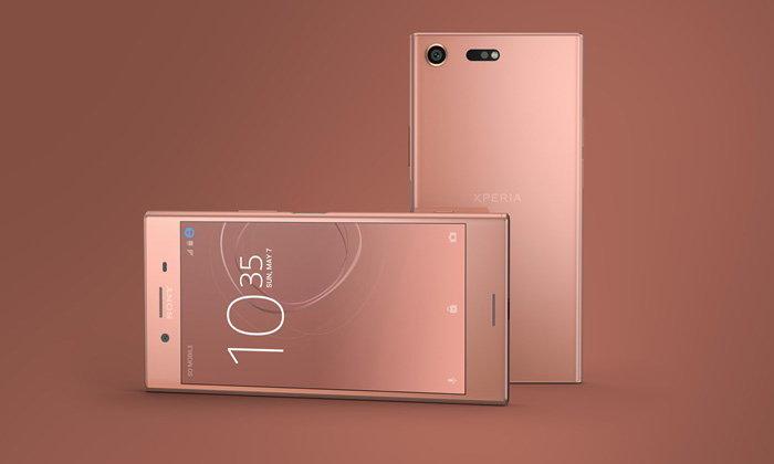 Sony Thai เปิดตัว Xperia XZ Premium Bronze Pink สุดสวยราคาเดิมแต่จำนวนจำกัด