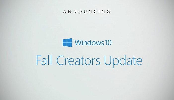 Microsoft ประกาศวันปล่อยอัปเดต Windows 10 Fall Creators Update อย่างเป็นทางการ