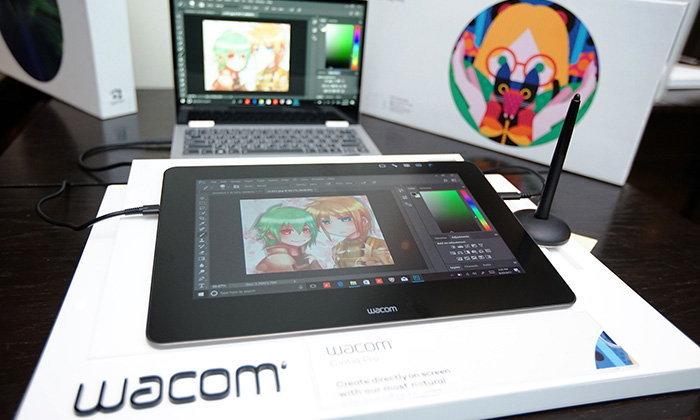 Wacom เปิดตัว Wacom Intuos Pro Tablet ที่มาพร้อมกับปากกาเน้นการวาดเขียนได้ทุกที่