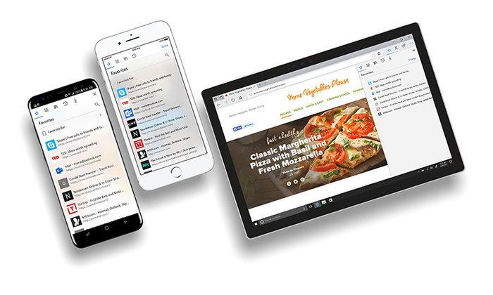 Microsoft EDGE เพิ่มให้โหลดในเวอร์ชั่น Android และ iOS ในรูปแบบ Preview