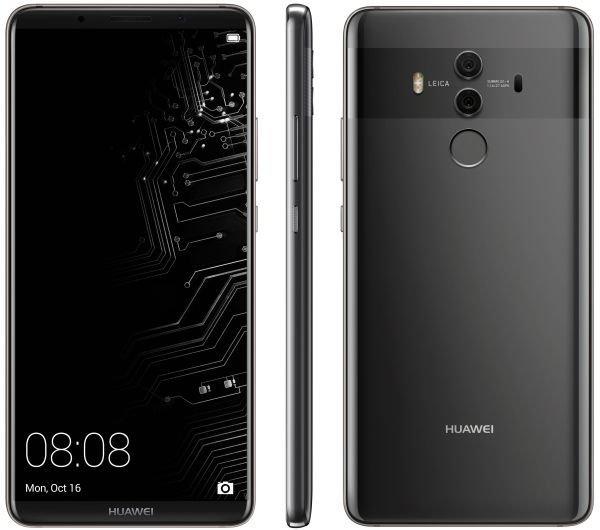 Samsung มีหนาว เมื่อ Huawei Mate 10 Pro จะมาพร้อมปากกา