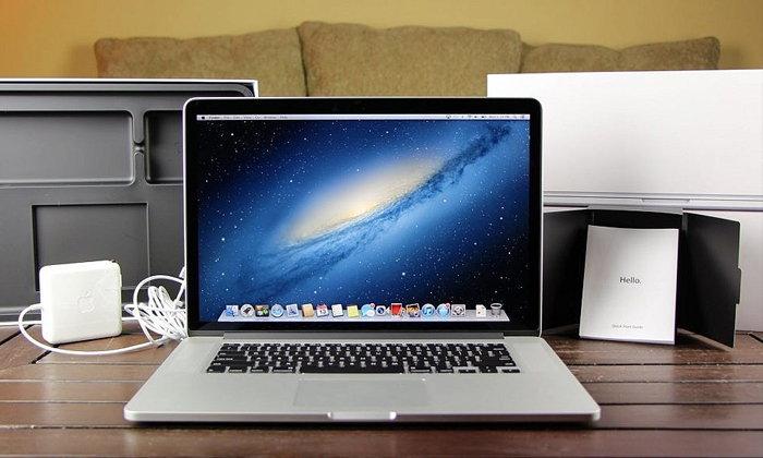 บริการประทับใจ Apple ยังรับเปลี่ยนแบตเตอรี่ฟรีสำหรับ MacBook Pro รุ่นเก่า