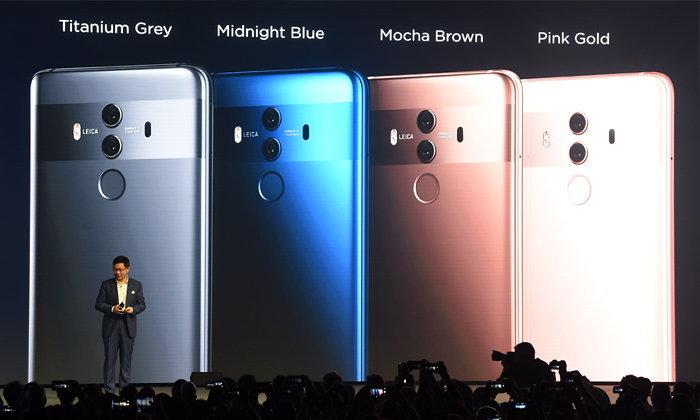 10 เรื่องน่ารู้ของ Huawei Mate 10 อ่านจบ ครบ เข้าใจในทันที