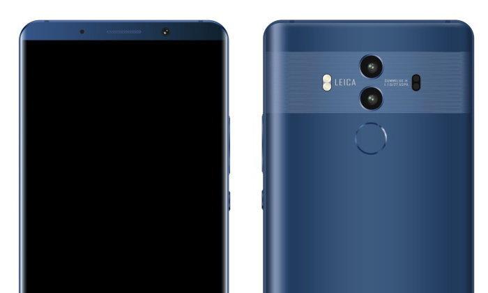 ชมภาพหลุดของ Huawei Mate 10 Pro ดีไซน์เป็นแบบนี้แน่นอน