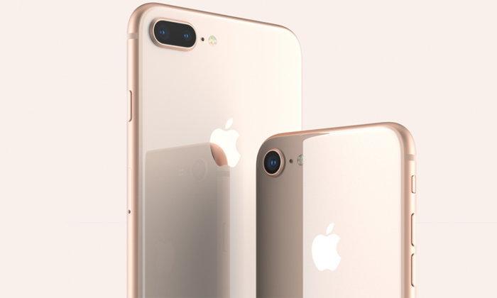 เผยราคา iPhone 8 และ iPhone 8 Plus ในไทย เริ่มต้น 29,000 บาท
