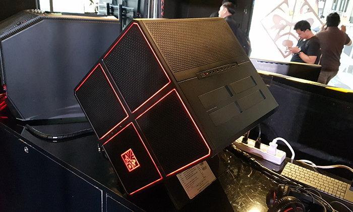 สัมผัสแรกกับ HP OMEN X รุ่นปลายปี 2017 กับประสบการณ์ใหม่บนโลกแห่ง VR