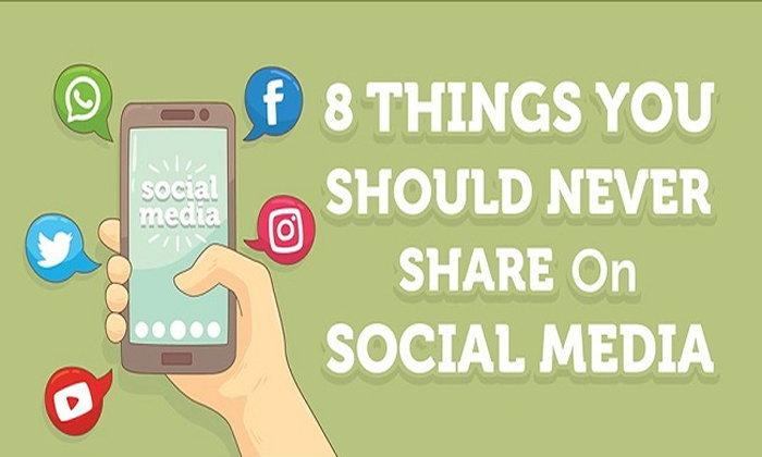 ย้ำอีกครั้ง 8 เรื่องควรเลี่ยงโพสต์ social media