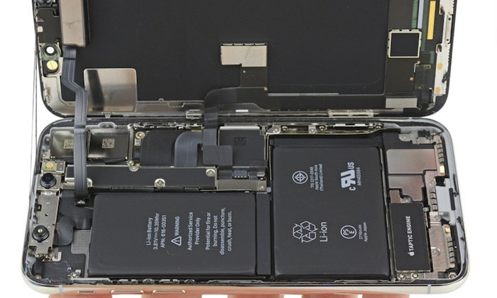 นักวิเคราะห์เผยต้นทุนชิ้นส่วน iPhone X ตกแค่เครื่องละหมื่นนิดๆ