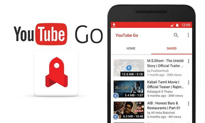 YouTube GO แอปดูคลิปเวอร์ชั่นเบาๆ เปิดให้ดาวน์โหลดแล้ว