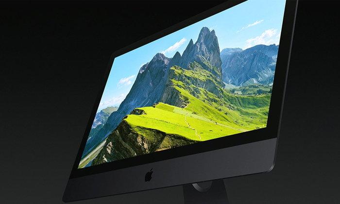 ลือ Apple เตรียมนำชิป A10 Fusion มาใส่ใน iMac Pro ให้เรียกใช้ Siri ได้ทุกเวลา