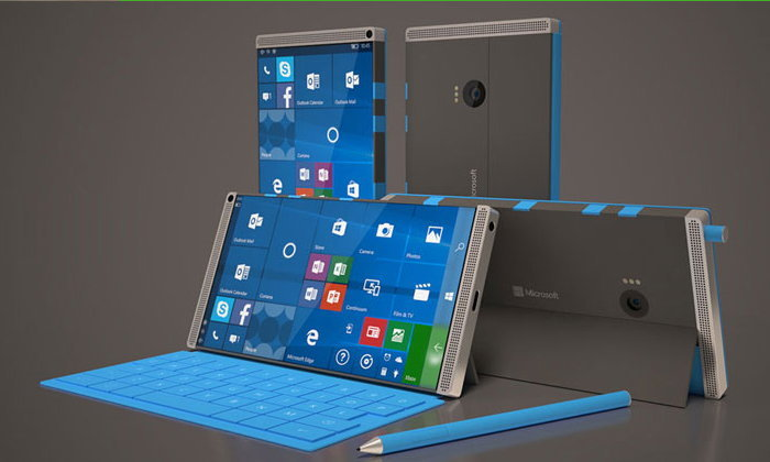 Surface Phone ยังไม่ตาย! หลังพบรหัสมือถือรุ่นปริศนาบนเว็บไซต์ของ Microsoft