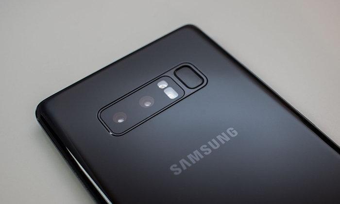 สื่อนอกยกให้ Samsung Galaxy Note 8 เป็นมือถือที่มีระบบกันสั่นของภาพดีที่สุดของปี