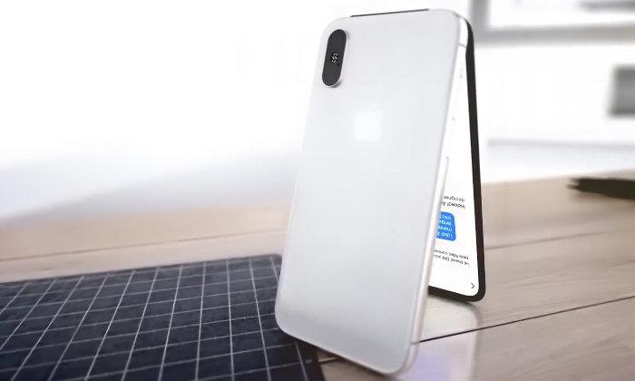 เผย iPhone X Flip คอนเซ็ปต์ iPhone X ฝาพับได้ที่ชวนให้เป็นเจ้าของ