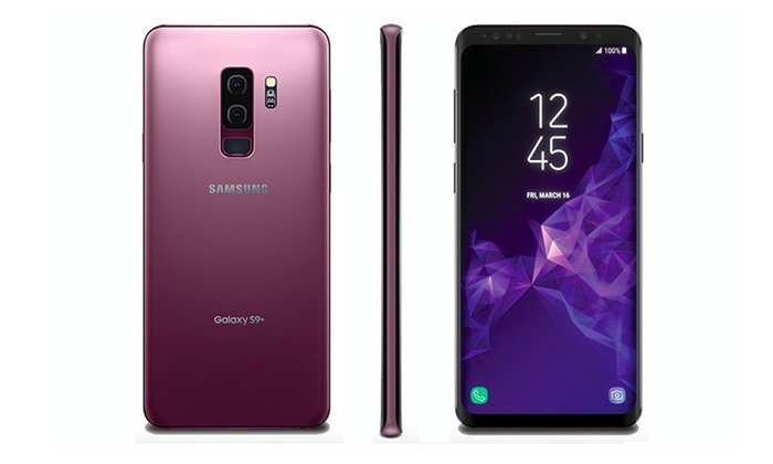 หลุดสีใหม่ของ Samsung Galaxy S9 และ S9+ ที่น่าสนใจกว่าเดิม