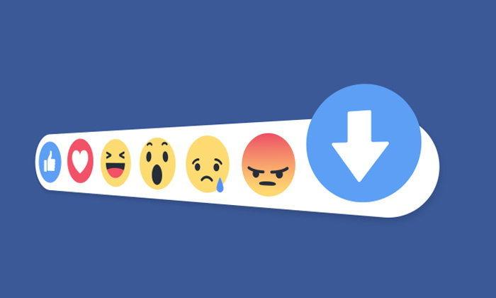 Facebook ทดสอบปุ่ม Downvote สำหรับเนื้อหา หรือ Comment ที่ไม่เหมาะสม