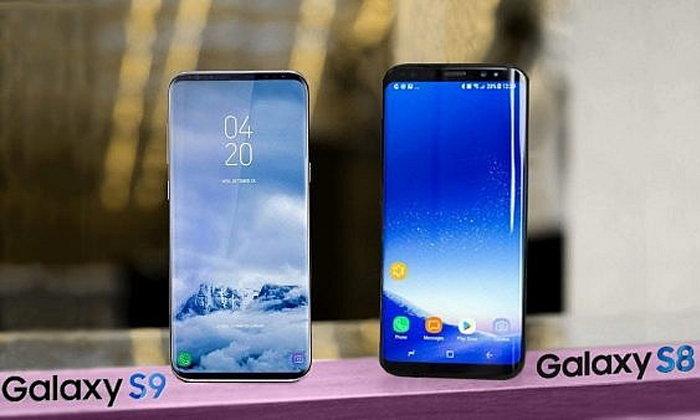 เปรียบเทียบขนาดหน้าจอ Samsung Galaxy S9 กับ Galaxy S8 : ต่างกันแค่ไหน ?