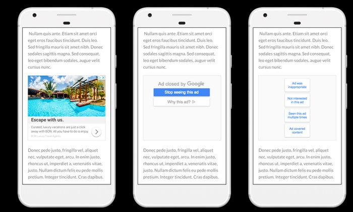 Google เปิดทางผู้ใช้ควบคุมการเห็นโฆษณาได้มากขึ้น