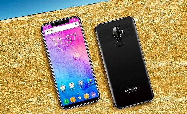 Oukitel U18 : ร่างโคลน iPhone X เปิดให้จองแล้ว แค่ 5,300 บาท