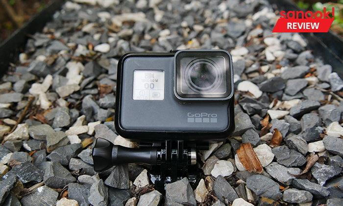 รีวิว GoPro Hero 6 กล้อง Action Camera ร่างเดิม เพิ่มคุณสมบัติที่ควรค่ากับคนถ่ายวิดีโอ