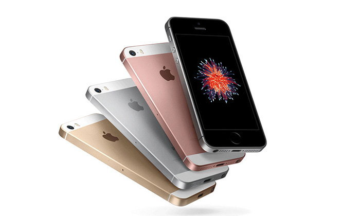 [ลือ] iPhone SE 2 มือถือจอเล็กขนาด 4.2 นิ้ว อาจจะเปิดตัวในงาน WWDC 2018