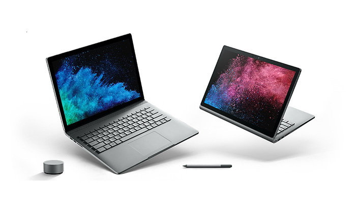 เผยราคา Microsoft Surface Laptop และ Surface Book 2 เปิดจองแล้ว วันนี้