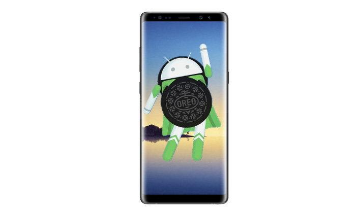 หลุดข้อมูลแรกของ Samsung Galaxy Note 8 สเปคดีขึ้น แต่ยังใช้ Android Oreo