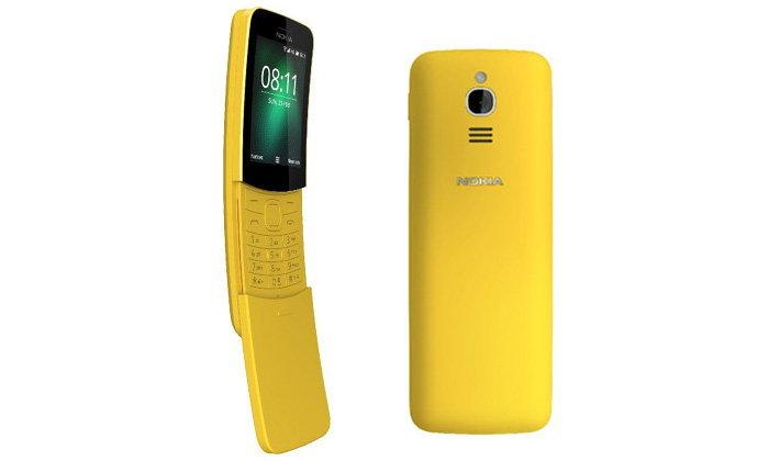 Nokia 8110 4G อาจจะพร้อมขายในสหรัฐอเมริกา ไตรมาส 2 ปีนี้