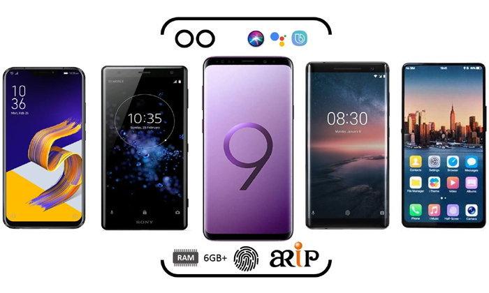 ส่อง 11 เทรนด์สมาร์ทโฟน 2018 กับฟีเจอร์และสเปกยอดนิยมในอนาคต