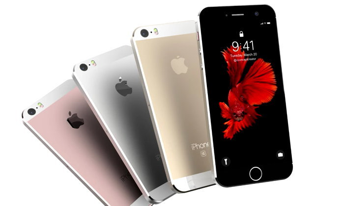 ชมภาพ Concept iPhone SE2 เวอร์ชั่นใหม่ ไร้ช่องเสียบหูฟัง และ หน้าจอใหญ่ขึ้น