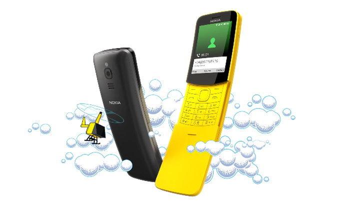 การกลับมาของงานต้นแบบกับการมาของ Nokia 8110 4G มือถือกล้วยหอมในตำนาน