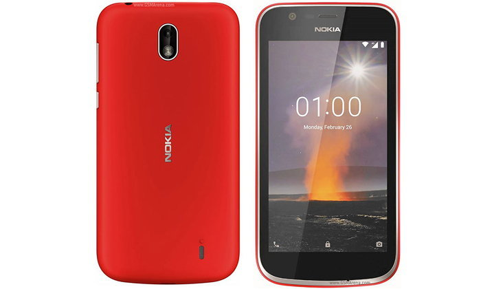 Nokia 1 ครบทุกประสบการณ์สมาร์ทโฟนจากโนเกียในเครื่องเดียวที่ทุกคนสามารถเข้าถึงได้
