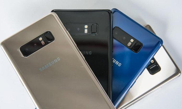 Samsung เตรียมปล่อยปล่อย Android 8.0 Oreo ให้กับ Galaxy Note 8 ปลายเดือน มีนาคม นี้