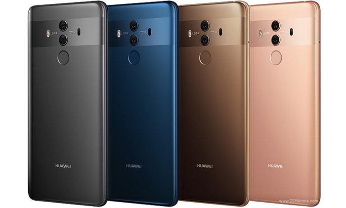 ปรับราคา Huawei Mate 10 Pro ให้คุณเป็นเจ้าของง่ายขึ้นเพียง 23,990 บาท!