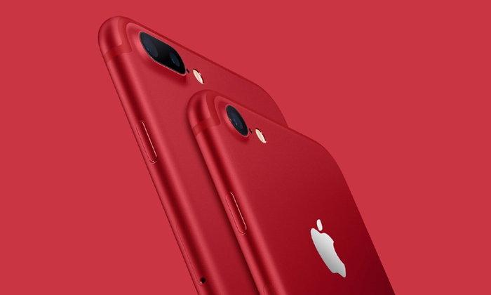 ช้าก่อน! เราอาจเห็น iPhone สีแดงในเดือนนี้