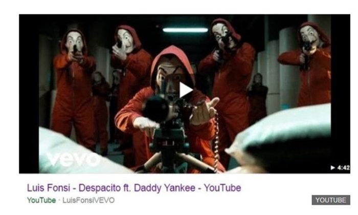 ด่วน!!! YouTube เจอแฮ็ค-เอ็มวีเพลงดัง Despacito เจอสอยปลิว