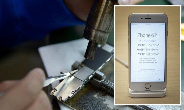 สูตรลับคนงบน้อย ซื้อ iPhone 6s 16GB เปลี่ยนความจำเป็น 128GB ง่ายแค่จ่าย 3 พันบาท