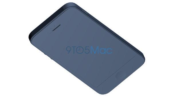 เผยภาพพิมพ์เขียวของ iPhone 5se ให้เห็นแล้ว