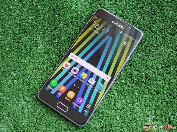 [รีวิว] Samsung Galaxy A7 (2016) สวยหรูขึ้นด้วยดีไซน์แบบ Metal-Glass อัปเกรดสเปคสุดแรง