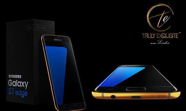 ยังไม่ทันวางขาย Samsung Galaxy S7/S7 edge มีเวอร์ชั่นชุบทอง 24K พร้อมสั่งจองแล้ว
