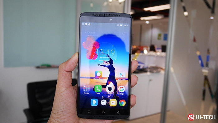 [รีวิว] Lenovo K4  Note มือถือที่มาพร้อมกับแว่น VR ในราคาเอื้อมถึง