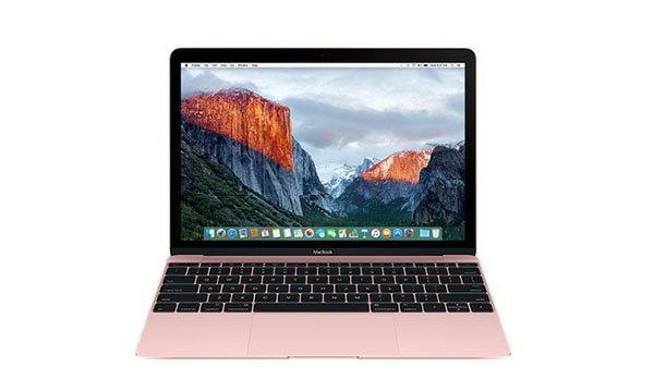 Apple เพิ่มตัวเลือก Macbook สี Rose Gold และขยาย RAM ให้ Macbook Air ในราคาเดิม