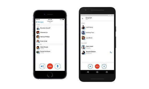 Facebook Messenger เพิ่มฟีเจอร์โทรหากันใน Group สนทนา ได้แล้ว