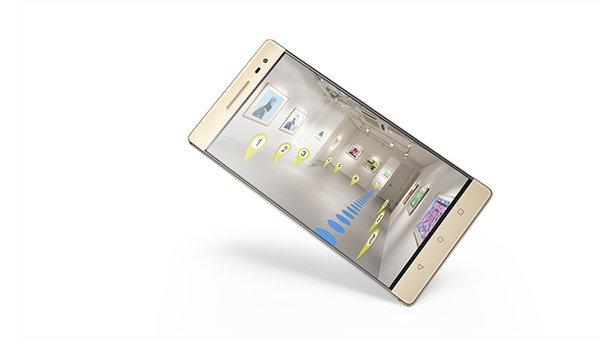 Lenovo Phab 2 Pro มือถือตัวแรกที่มาพร้อมกับ Project Tango ตัวแรกของโลก